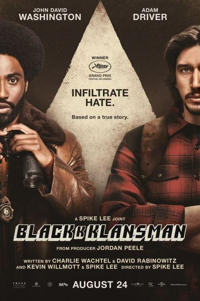 black poster